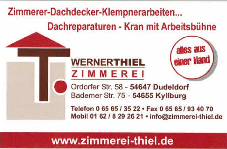Werner Thiel Zimmerei