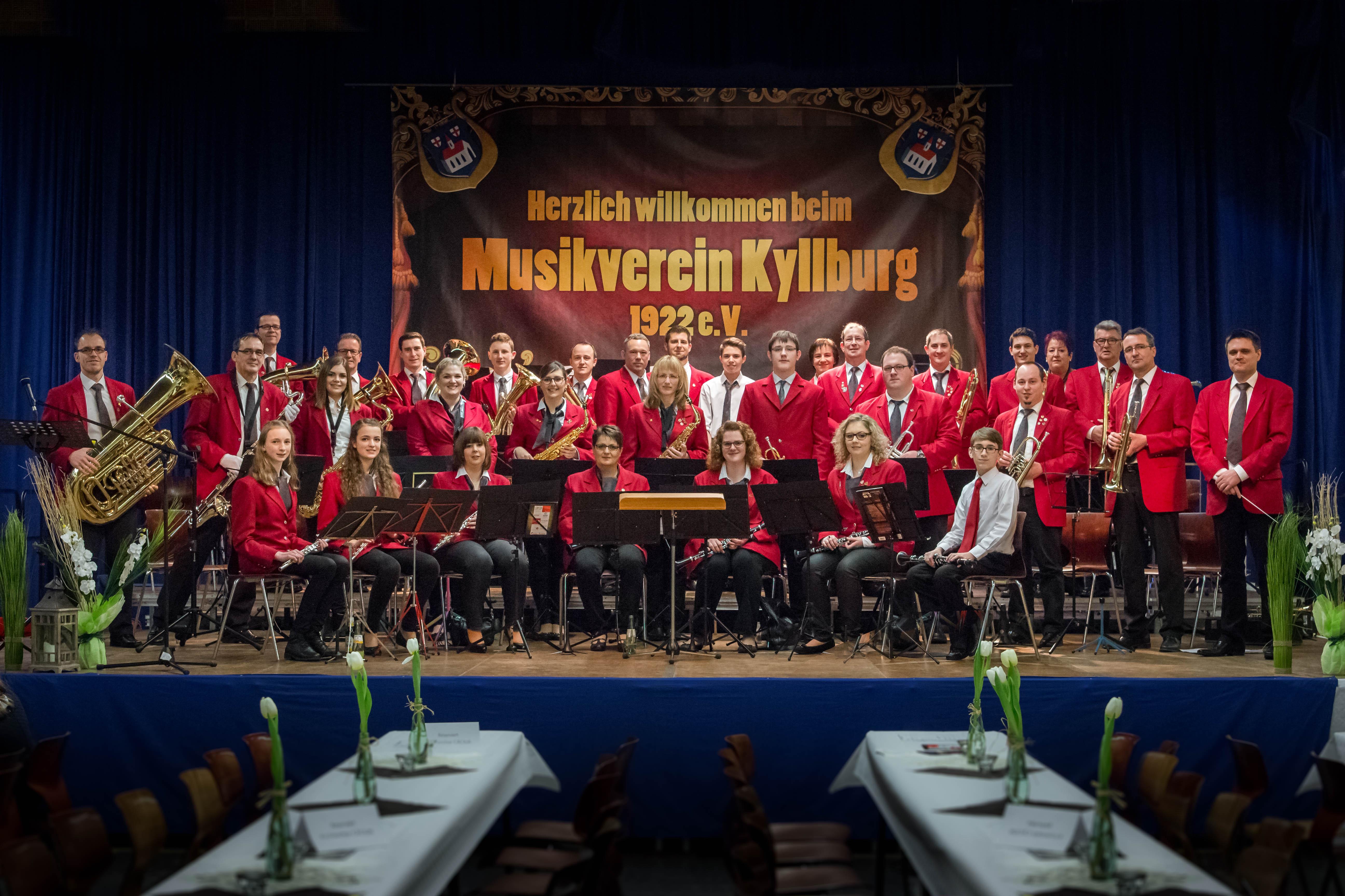 2016 - Gruppenfoto Konzertabend